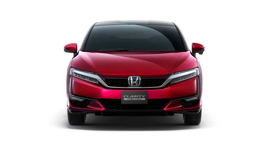 Honda Clarity Electric & Plug-In Hybrid To Launch In 2017