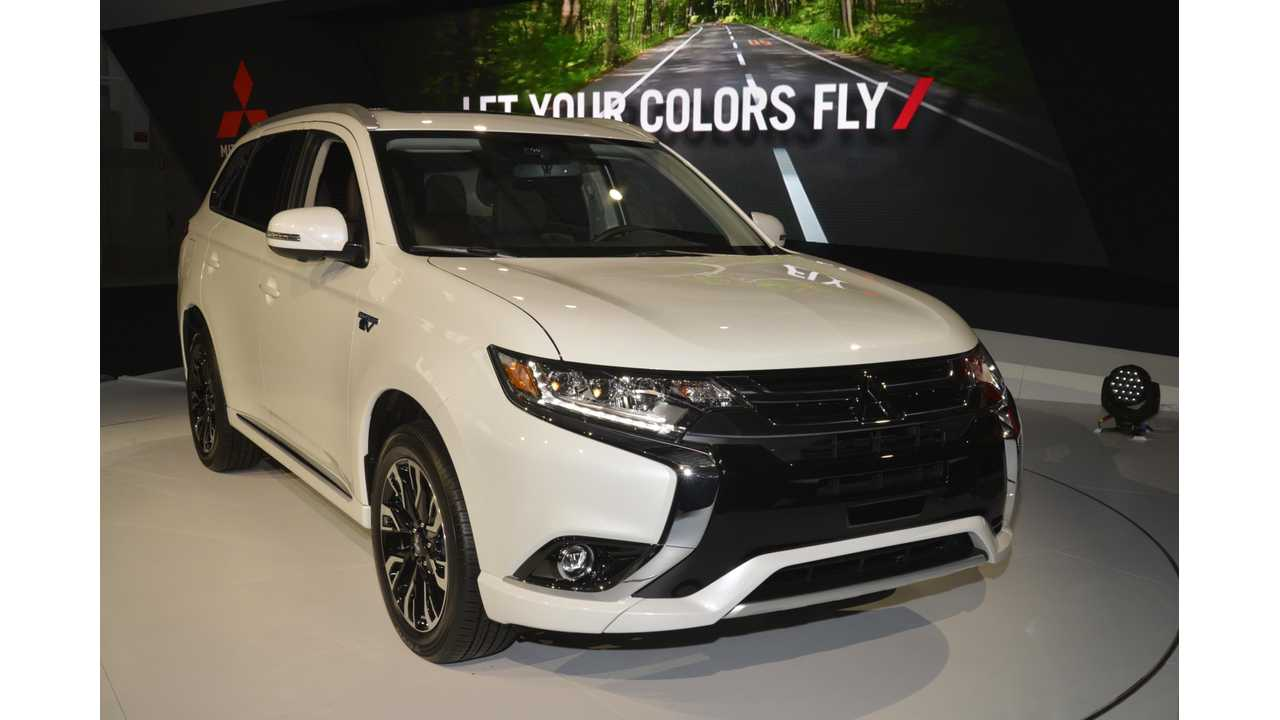 Mitsubishi Outlander PHEV Again Delayed In US Until Summer 2017, Another Weak Excuse Given