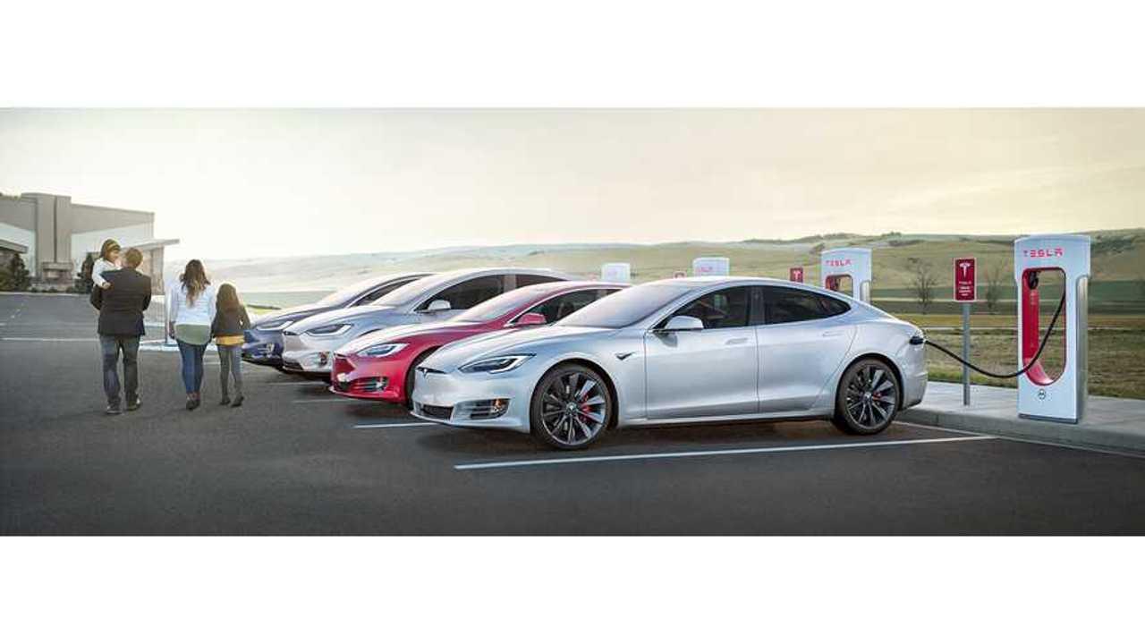 Tesla Begins Delivering Cars At Gigafactory 1
