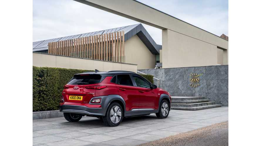Hyundai Kona Electric Sales Soar Past 10,000 In South Korea