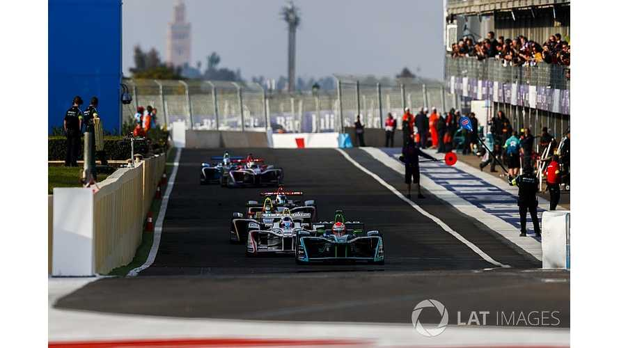 Formula E Pit Stop Rules Clarified