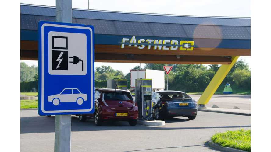 In-Depth Look At Fast Charging Via Fastned