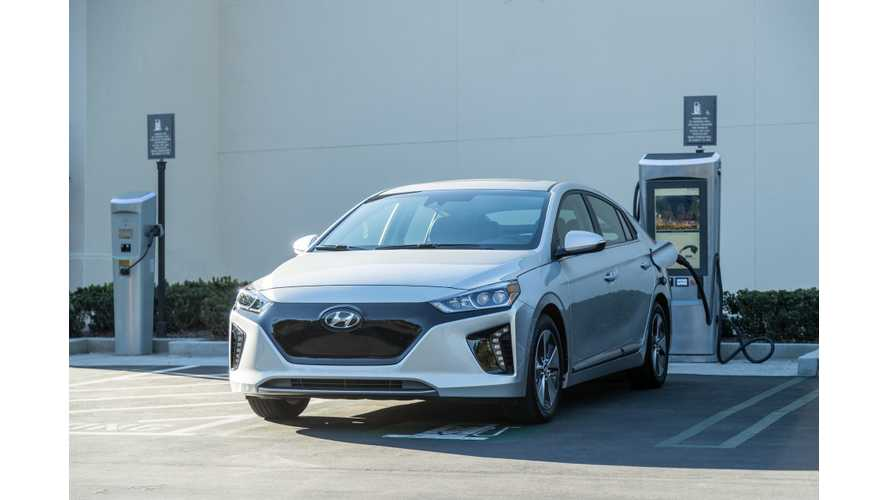 2019 Hyundai IONIQ Electric, Plug-In To Be Slightly Better Equipped