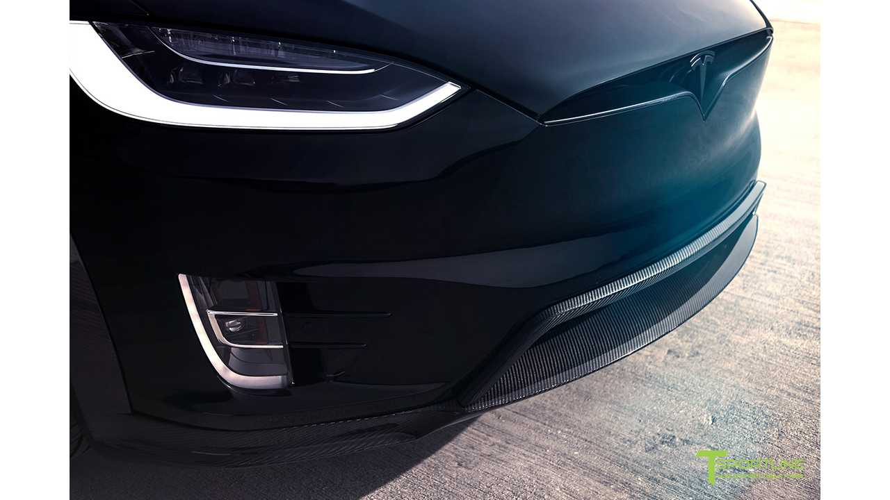 T Sportline Modifiyeli Bir Tesla Model X