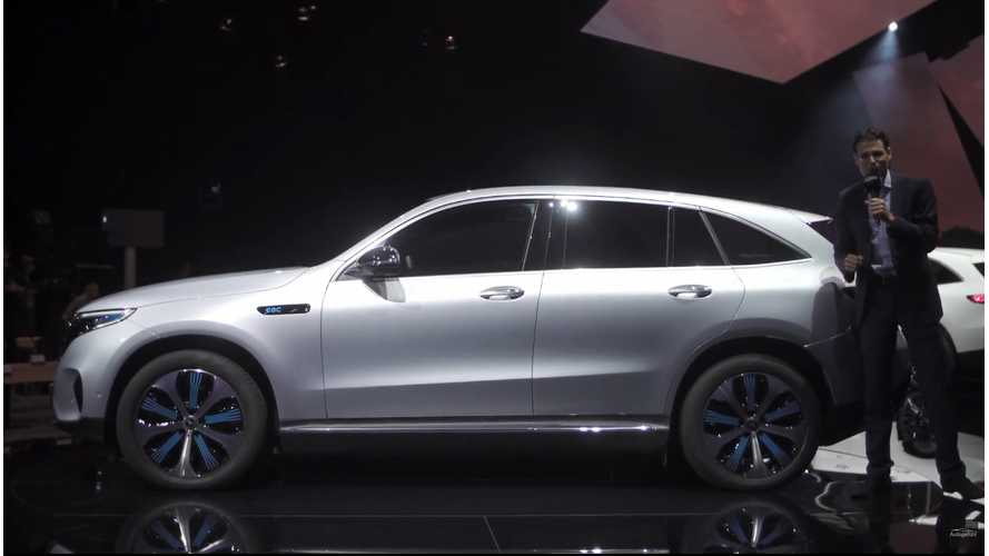 Watch First Look At Mercedes-Benz EQC By Autogefühl