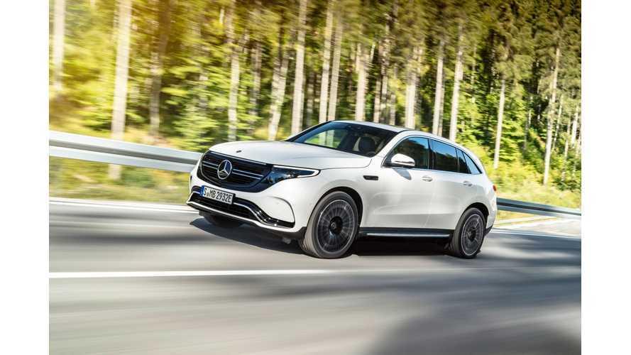 Mercedes-Benz EQC (wallpaper 2,560x – click to enlarge)