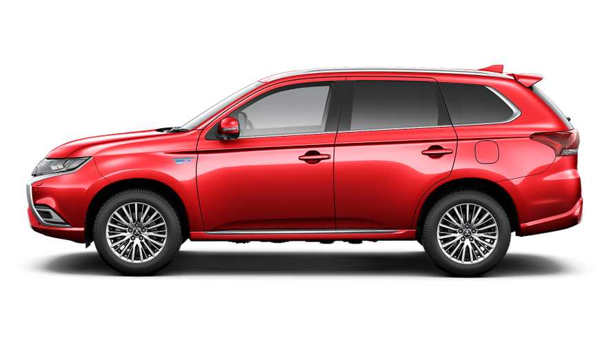 2019 Mitsubishi Outlander PHEV Now On Sale In Japan
