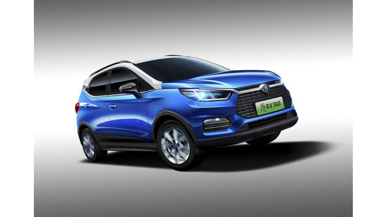 In June BYD Sold Over 16,000 Plug-In Electric Cars In China