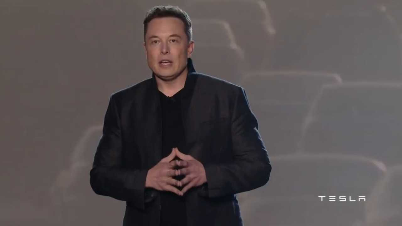 <strong>SpaceX CEO</strong> (otherwise known as Tesla CEO) Elon Musk