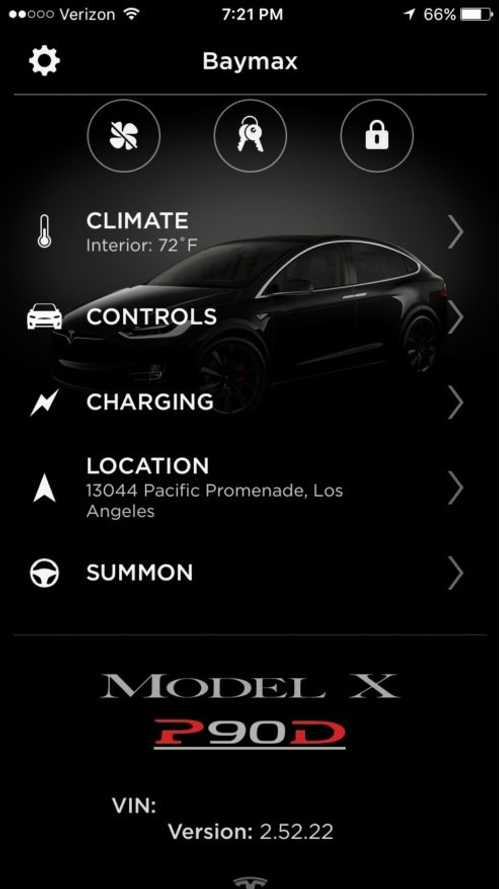 First Look At Tesla's Refreshed Mobile App - With Video Review
