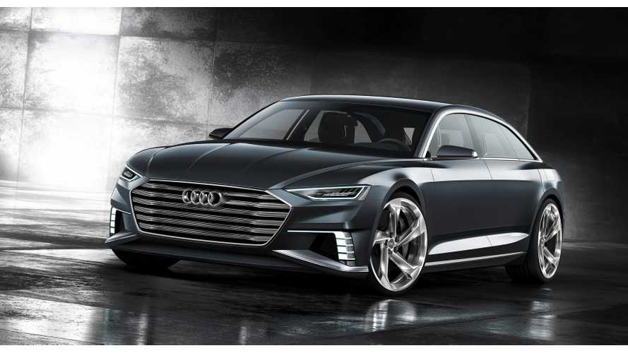 Audi Prologue Avant PHEV Concept To Debut In Geneva