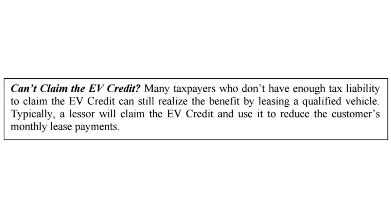 Accelerating The Credit