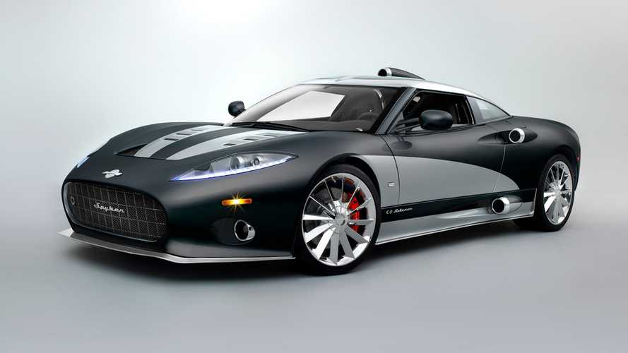 Spyker Working On Pure Electric Supercar