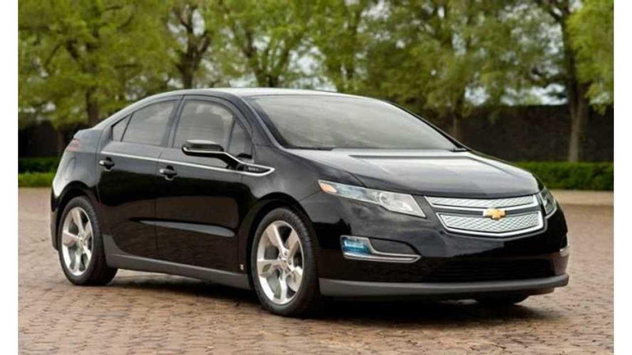 Chevrolet Volt Review (2011-)