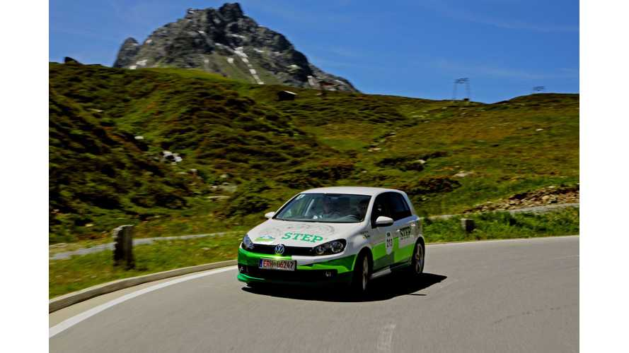 Schaeffler Demonstrates STEP2 Electric Car With 2-Speed Gearbox