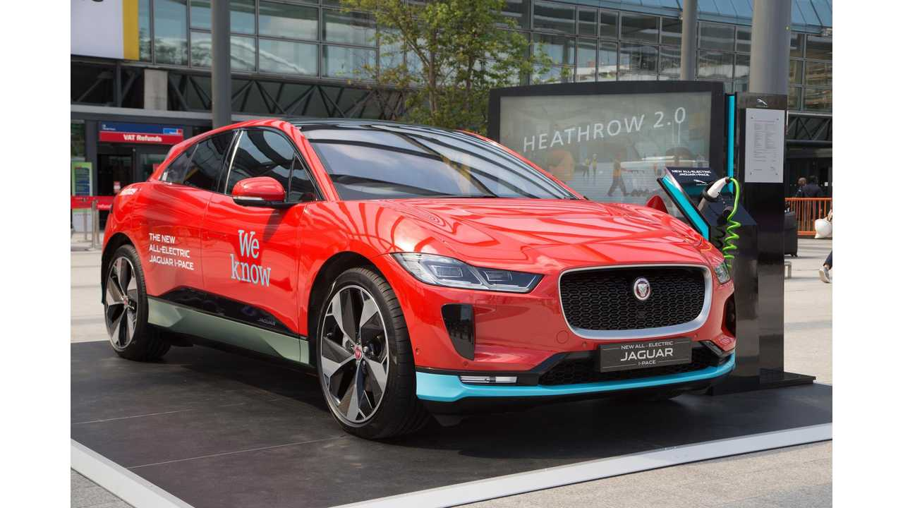 Jaguar Says Single-Motor I-Pace Would've Been Lame