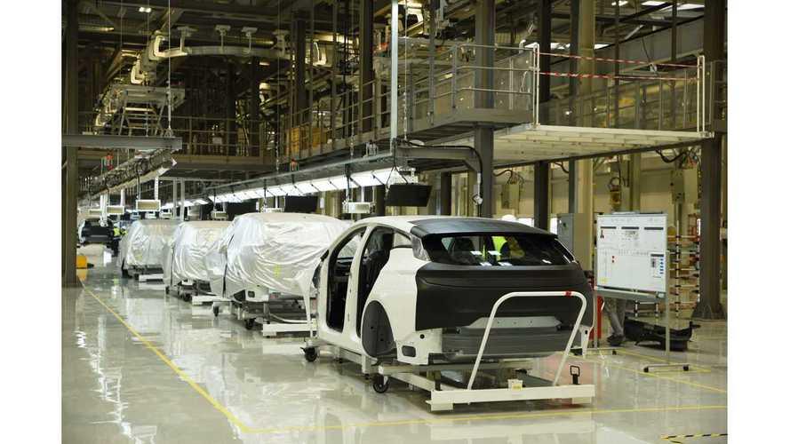 BYTON Raises $500 Million, Provides Us With Glimpse Of Production Line