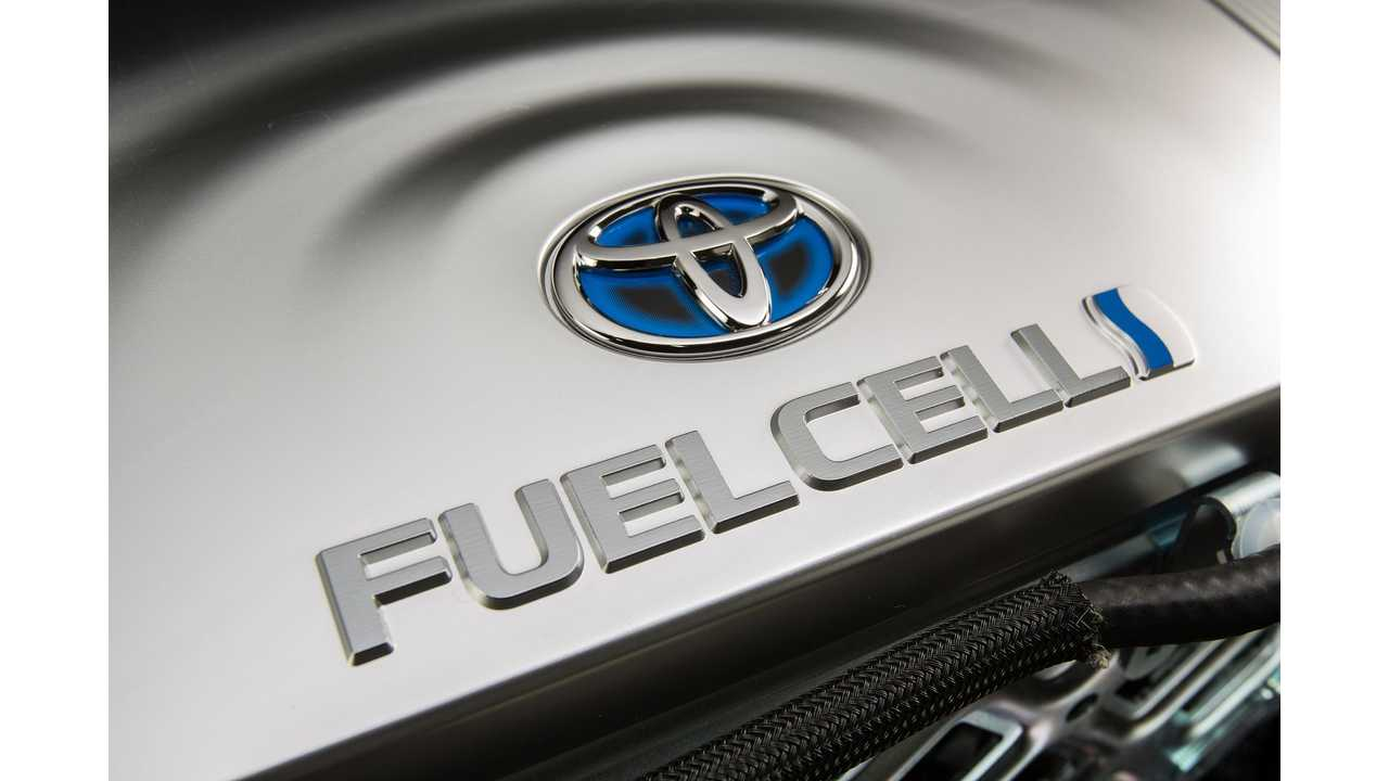 $8,000 Hydrogen Fuel Cell Tax Credit Expires