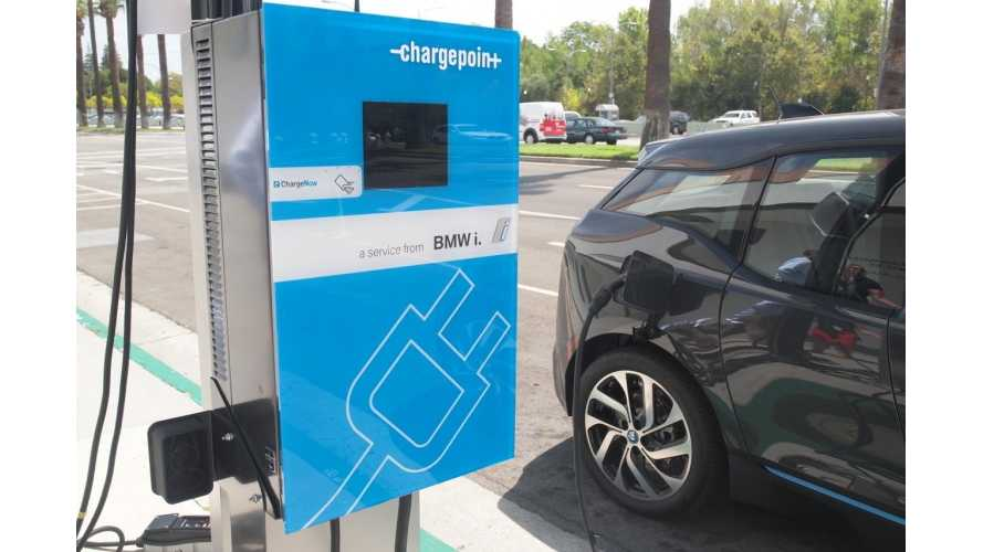 Op-Ed: How Fast Charging Will Increase BMW i3 Sales