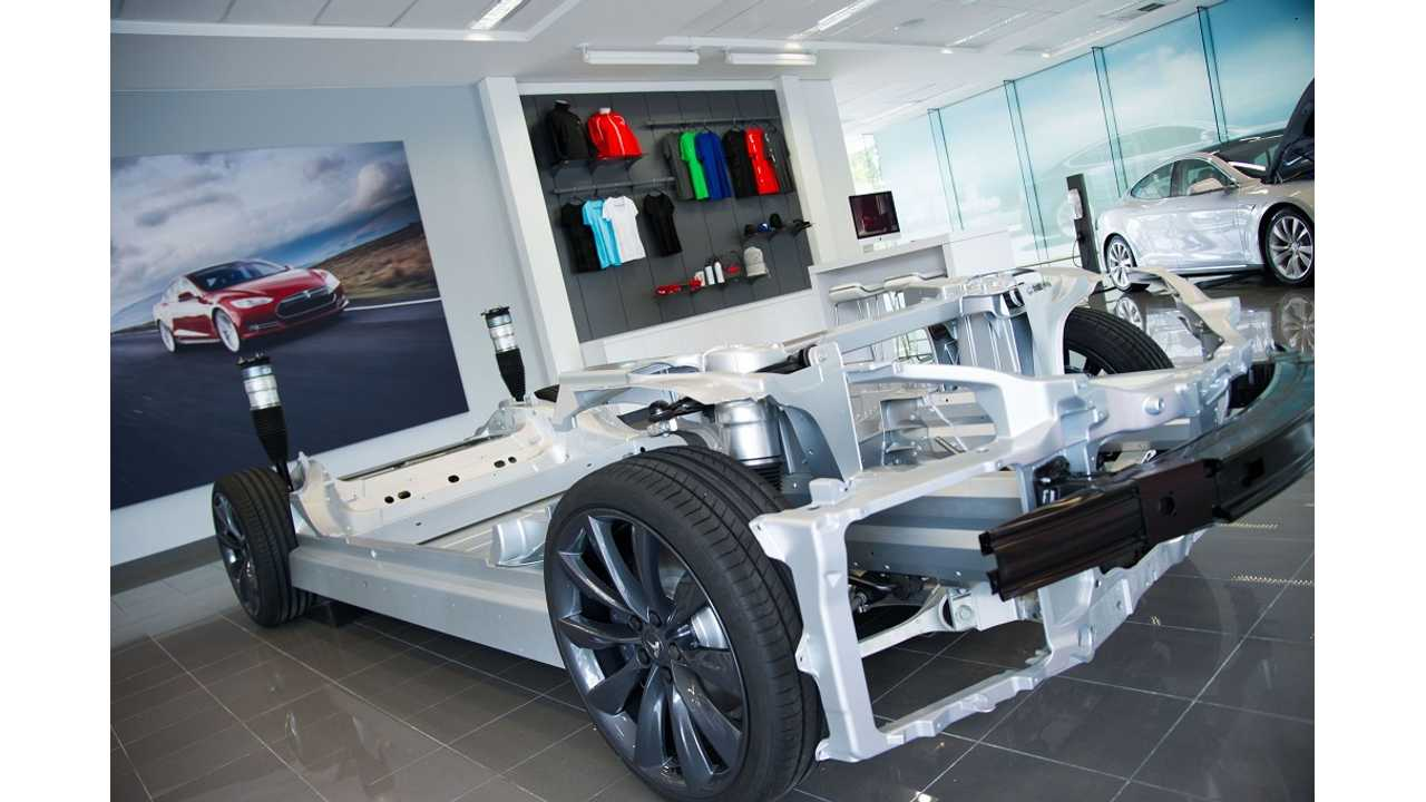 Tesla Gets Some More Retail Space In The US