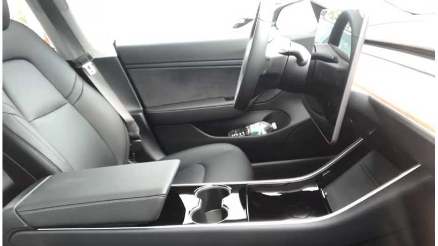 Tesla Model 3 Walkaround Video With Interior Views, Rare Look At Rear Seats