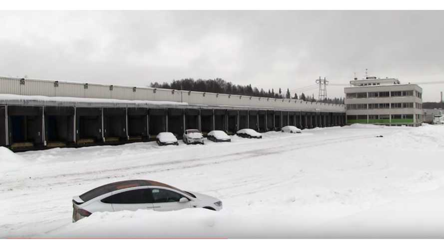 Tesla To Open Massive New Service Center In Norway This Summer