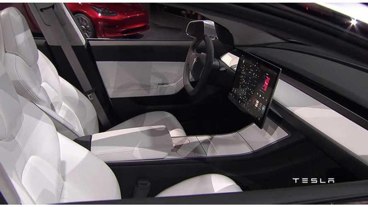 Upon Closer Examination, These New Tesla Model 3 Details Emerge