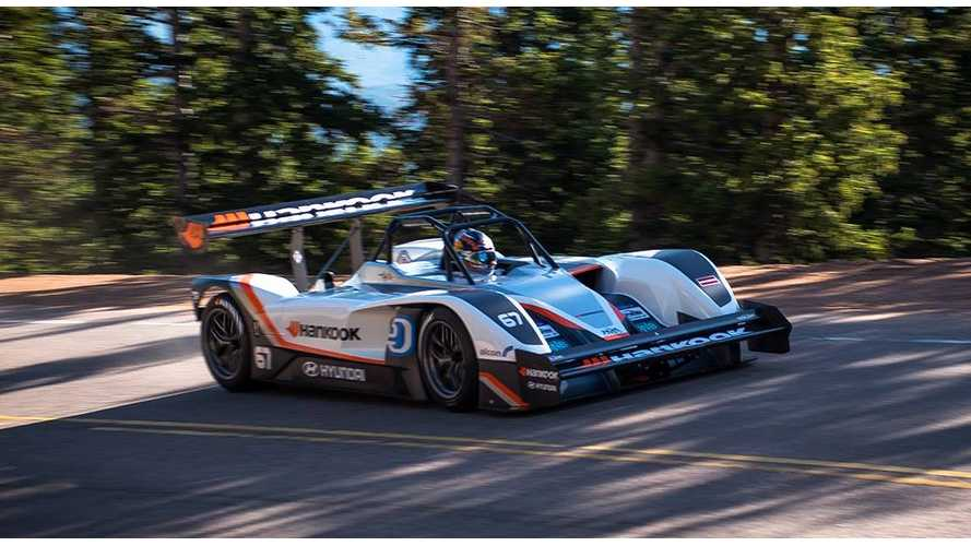 EVs Set New Pikes Peak Division Record, Finish 2nd Overall - Video