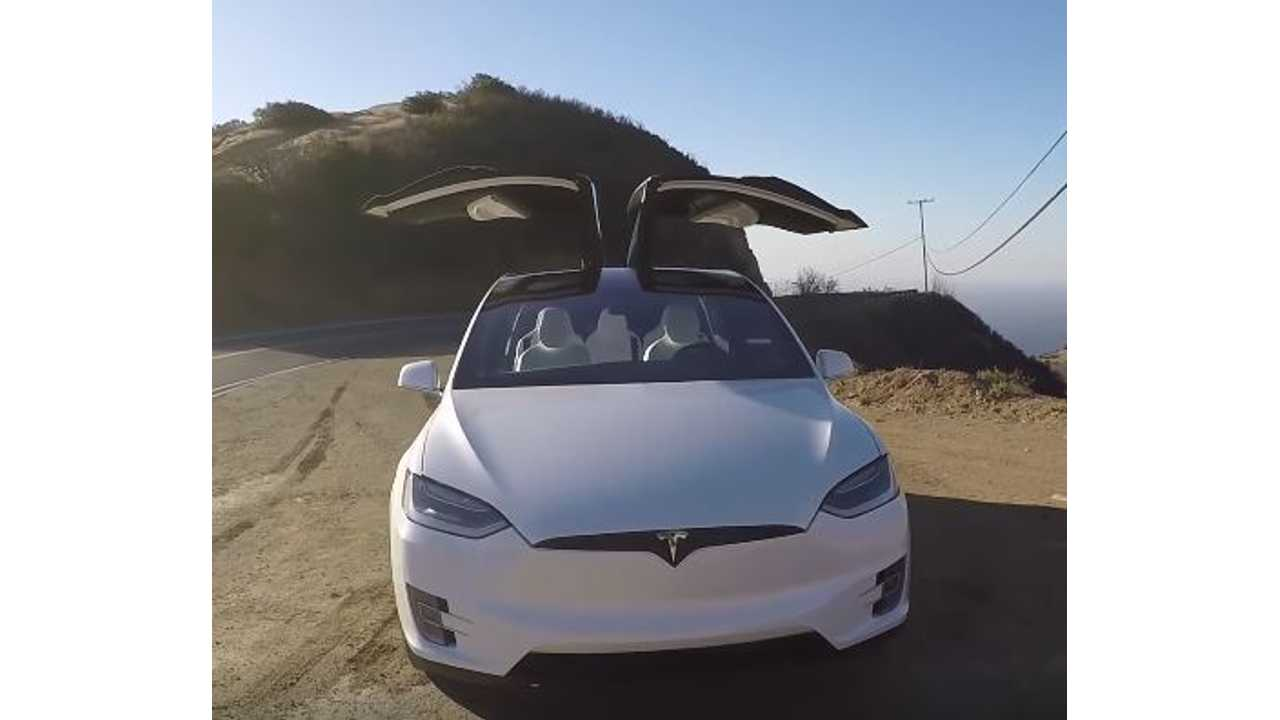 """Tesla Model X Pegged As """"Most Significant Vehicle"""" In Regards To 2016 EV Sales Growth"""