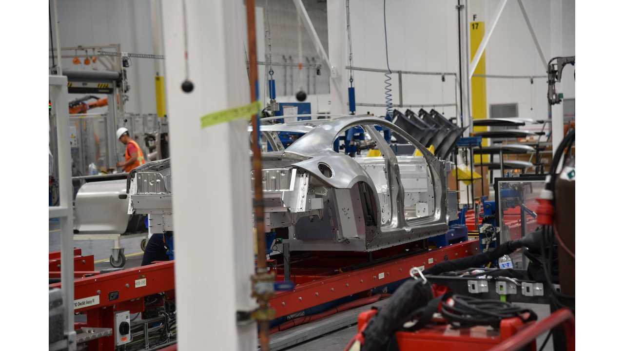 First Karma Revero prototypes was build last month at the company's Moreno Valley, CA facility