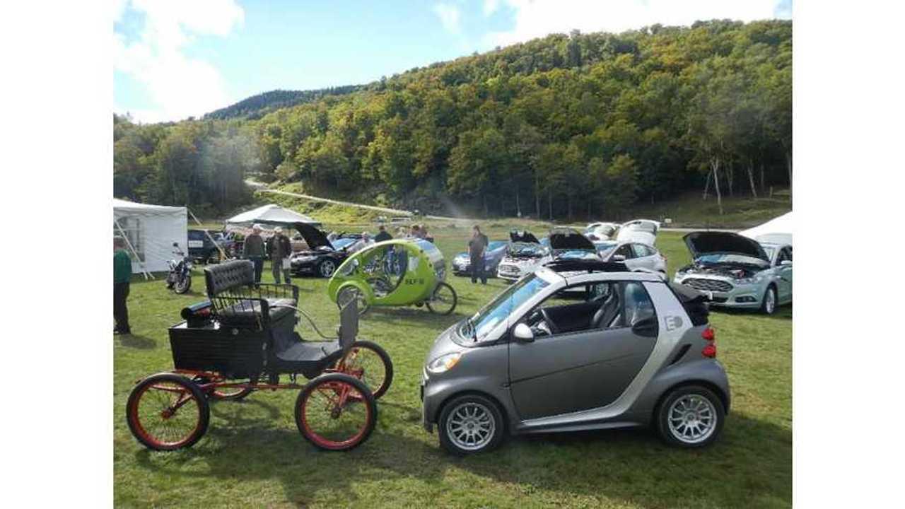 National Drive Electric Week: A Coast-to-Coast View
