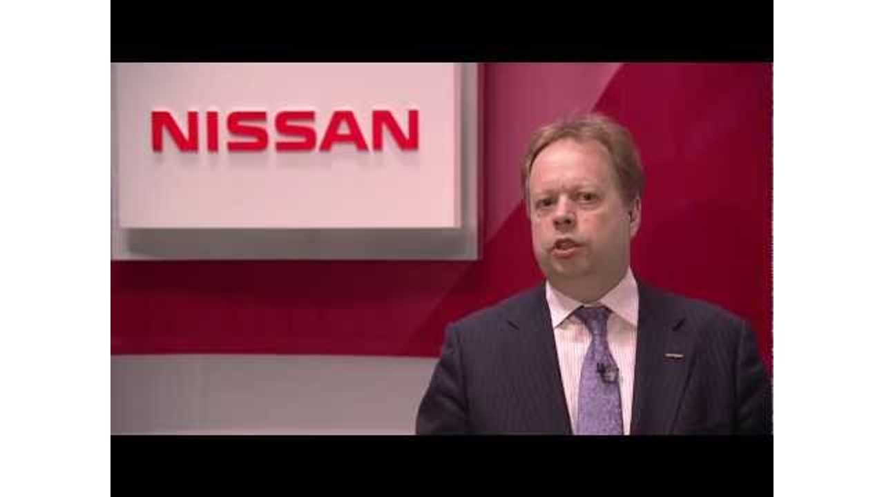 Nissan's Andy Palmer