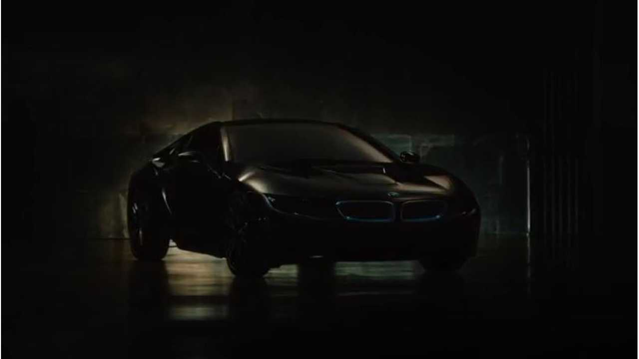 BMW Innovation Campaign Focuses On i8 Technology - Videos