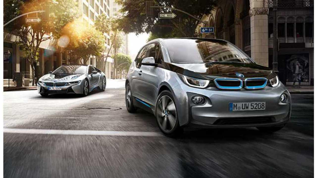 Discover the BMW i3, i3 REx & i8 - Videos