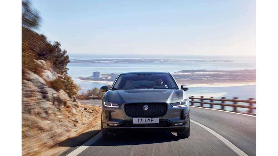 Jaguar To Invest $18 Billion Over Next 3 Years In EV - Anti-Diesel Push