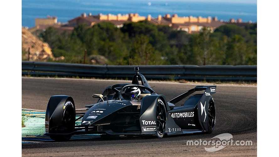 Formula 1 Can't Go Electric Without Formula E Permission