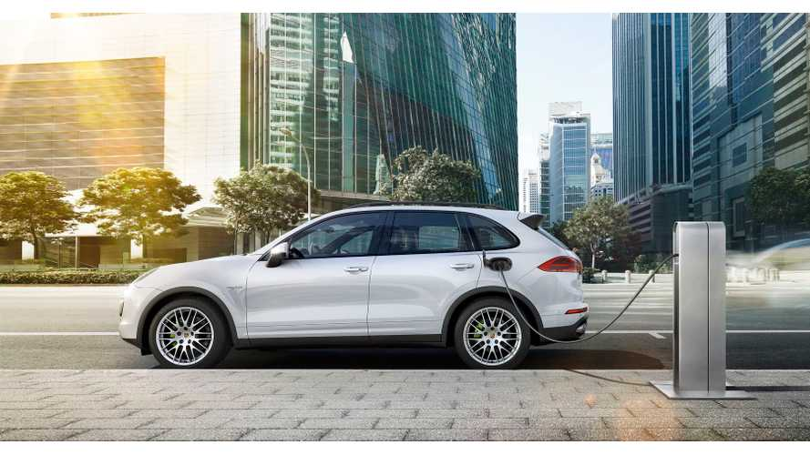 Nearly One Per Five Porsche Cayenne Sold In March In U.S. Were Plug-In Hybrids