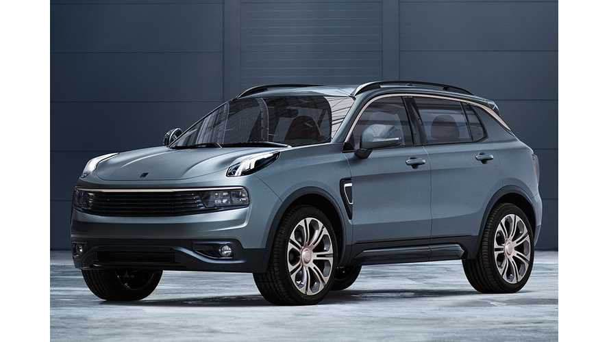 Geely Launches Lynk & Co For Electrified Cars On Volvo's Compact Modular Architecture (CMA)