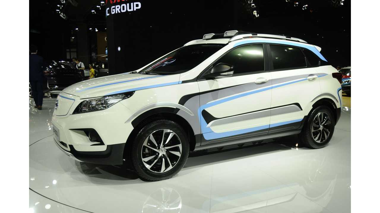 BAIC Ready To Dump More Money Into Electric Cars