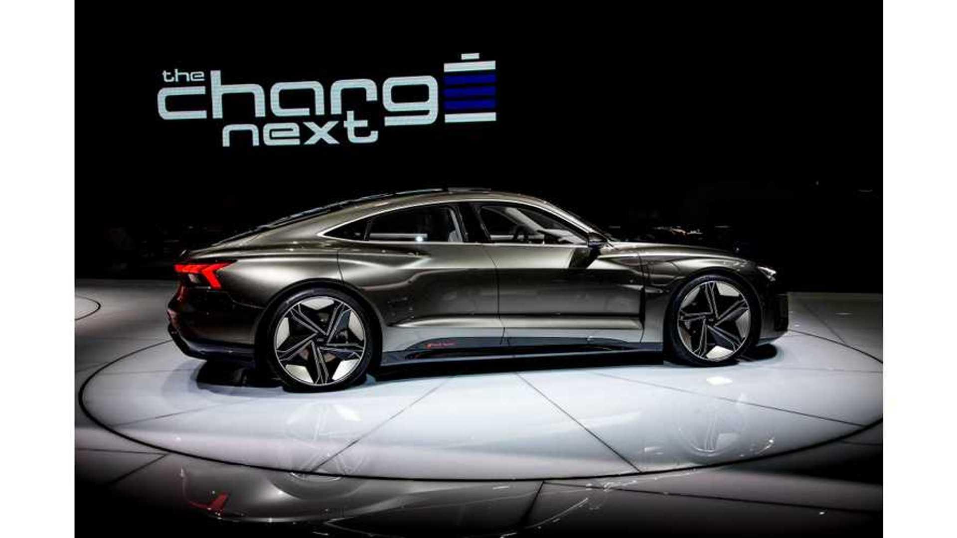 Audi E Tron Gt Concept Overview Video