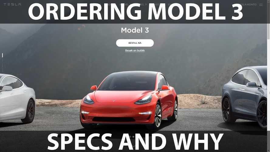 Bjørn Nyland Sells Tesla Model X, Orders Tesla Model 3: See Why Here