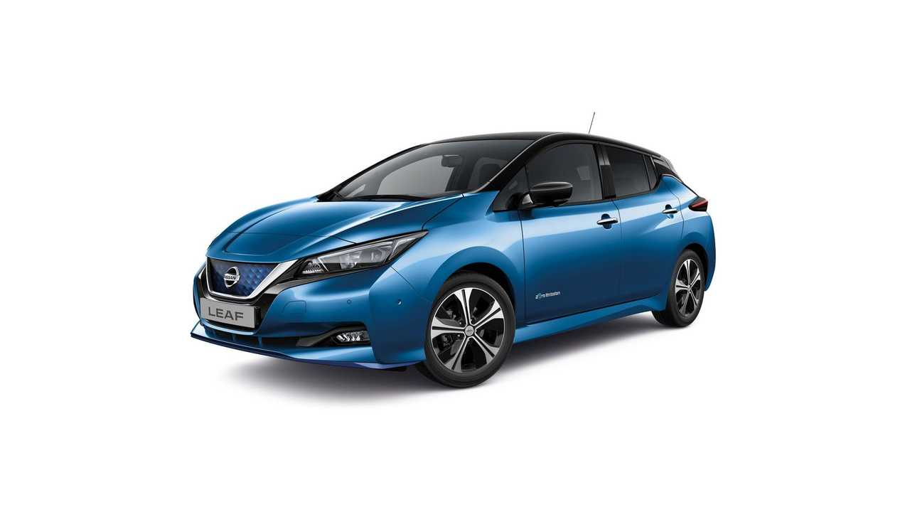 New Nissan LEAF Costs U.S. Equivalent Of $123,000 In Singapore