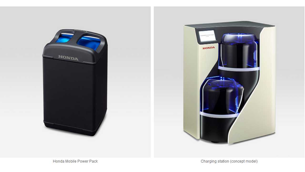 Honda And Panasonic Team Up For New Detachable Motorcycle Batteries