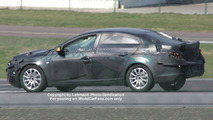 SPY PHOTOS: More New Opel Vectra