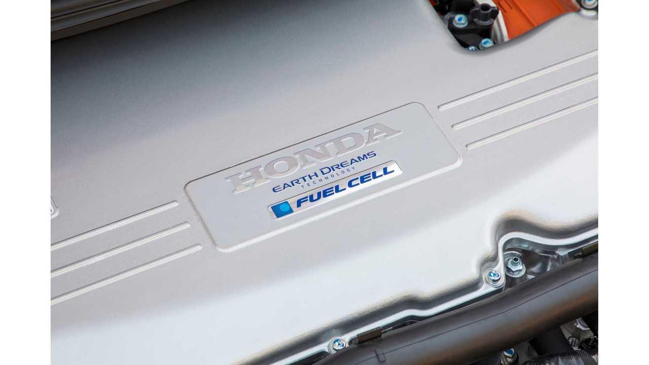 2018 Honda Clarity Fuel Cell