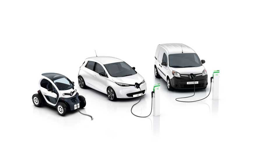 Renault Set New Electric Car Sales Record In March
