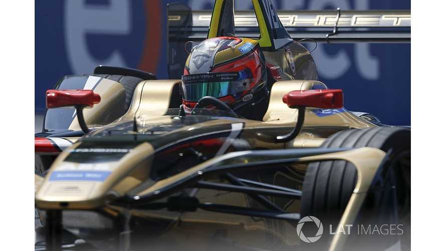 Techeetah Driver Clash Initially Went Unnoticed By Team Leader - Video