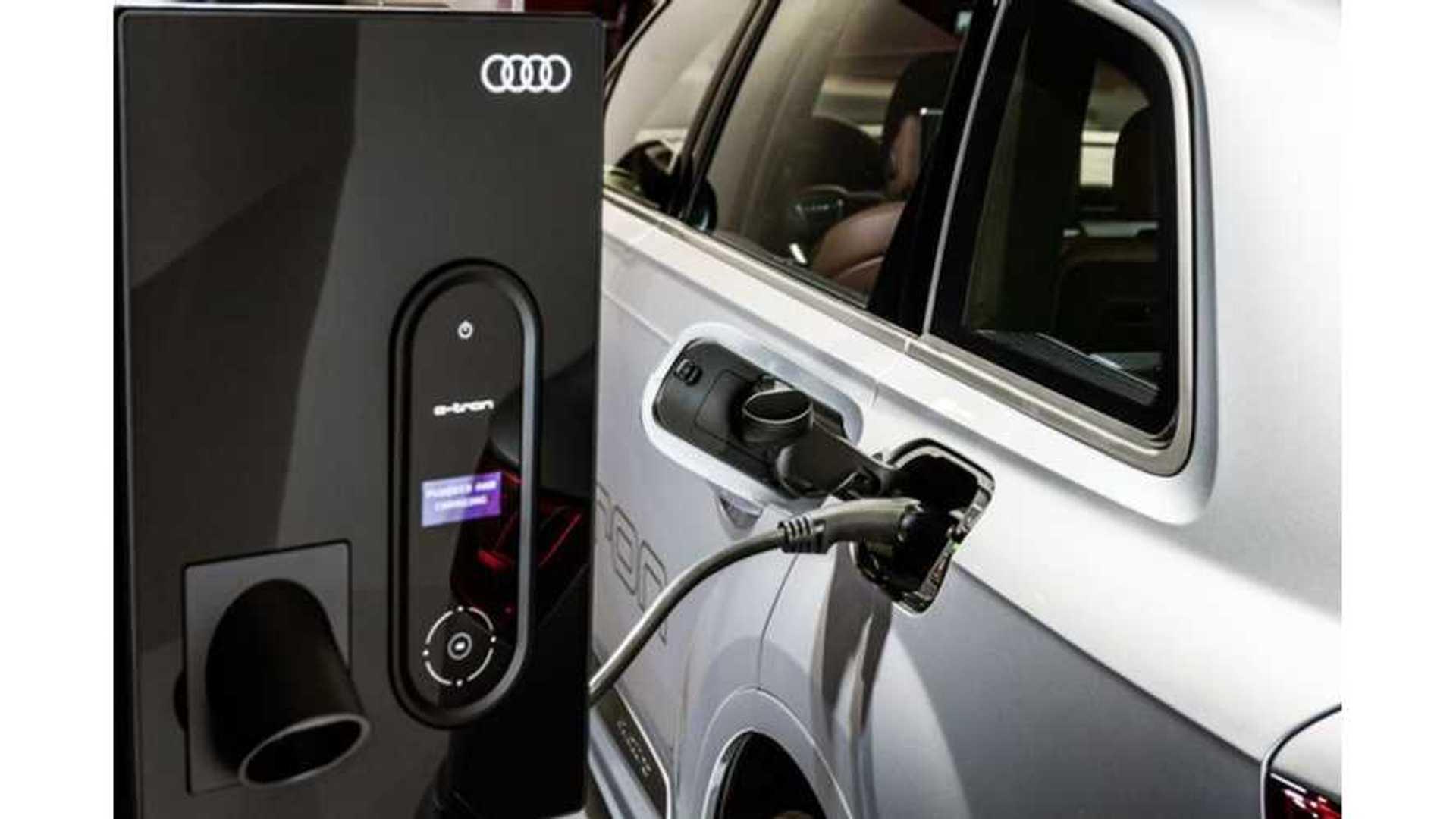 Tesla Home Battery >> Like Tesla Powerwall Audi S Smart Energy Network Includes Home Battery