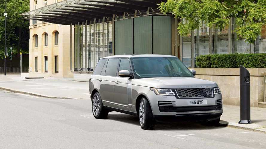 Range Rover P400e Becomes Newest Plug-In Hybrid SUV