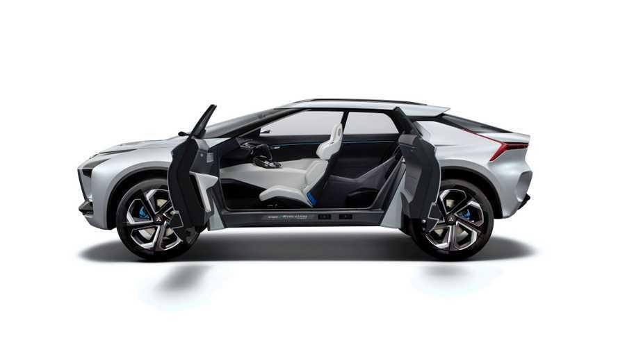 Mitsubishi готовит 2 новых электромобиля